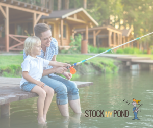Pond Stocking in Western Grove, Arkansas